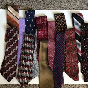 Bundle of ties  20 total see second picture